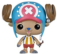 Funko POP Anime: One Piece Chopper Action Figure,Multi-colored,3.75 inches