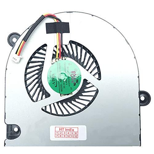 Lüfter Kühler Fan Cooler kompatibel für Acer TravelMate P453-M-32324G50Makk, P453-M-53214G50Makk, P453-M-33114G50Mtkk