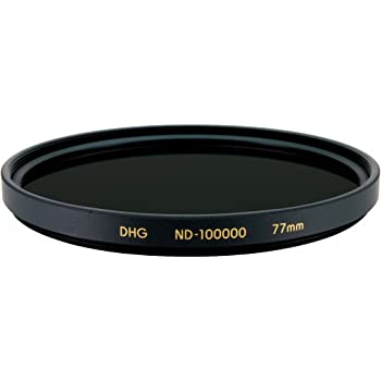 MARUMI NDフィルター 77mm DHG ND100000 77mm 日食撮影用