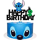 Vivicraft Cake Decor for Stitch Cake Toppers Birthday,...