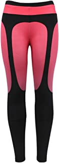 Splicing Yoga Leggings for Women Fitness Family Yoga Pants Casual Style