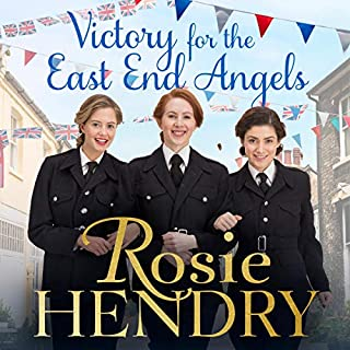 Victory for the East End Angels cover art