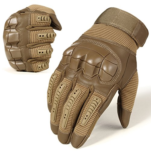 WTACTFUL Army Military Tactical Touch Screen Protection Full Finger Gloves