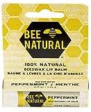 Bee Natural Lippenbalsam – Peppermint 12er Pack