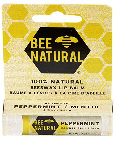 Bee Natural Lippenbalsam - Peppermint 12er Pack