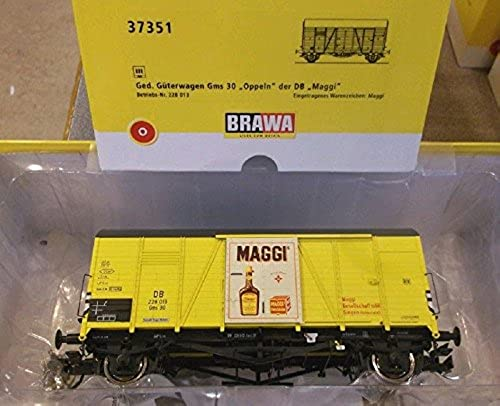 Brawa 37351 Güterwagen Oppeln Gms30 DB Maggi