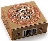 Sex Wax Mr Zogs Quick Humps Warm Surf Wax One Size Mid Cool