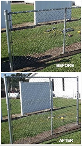 EXTEND-A-FENCE Fence Extender - 1-5/8'