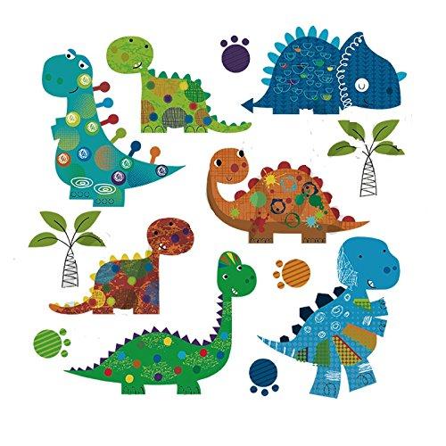 Pegatina transfer termoadhesivo dinosaurios gorditos para bodys, camisetas, babys, pijamitas, albornoces, de CHIPYHOME la original de Chipyhome no la de Kaizangaos