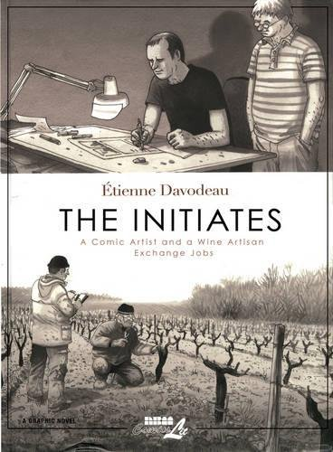 Image of The Initiates: A Comic Artist and a Wine Artisan Exchange Jobs