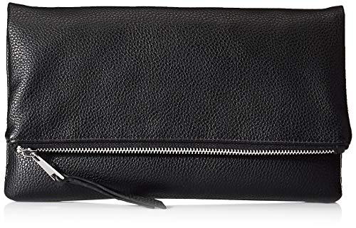 The Drop Southampton Zipper Foldover Clutch