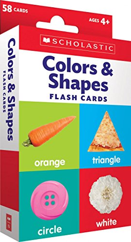 Colors & Shapes (Flash Cards)