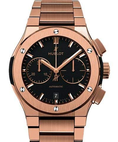 Hublot Classic Fusion 520.OX.1180.OX - Cronografo King Gold, 45 mm