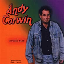 Actual Size by Corwin, Andy (2009-03-10)