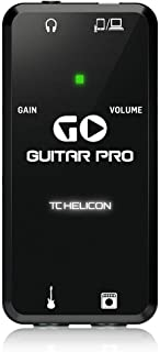 TC-Helicon Audio Interface (GO GUITAR PRO)