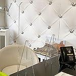 Mampara de metacrilato protectora low cost para mostrador con amplia ventanilla para mostrador ofici... #4
