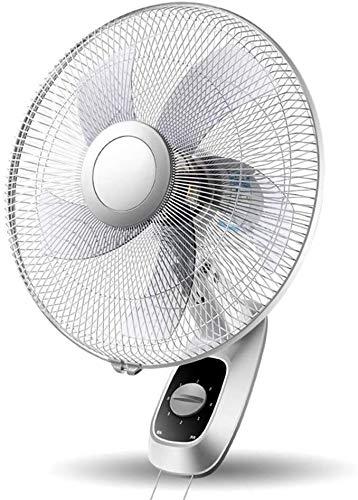 Suge Pinnwand Fan, Shook Kopf Pinnwand Fan Wand Fan - Oszillierende/Rotierende Timer-Funktion for Library Restaurant Fabrik Pinnwand Fan (Color : Mechanical)