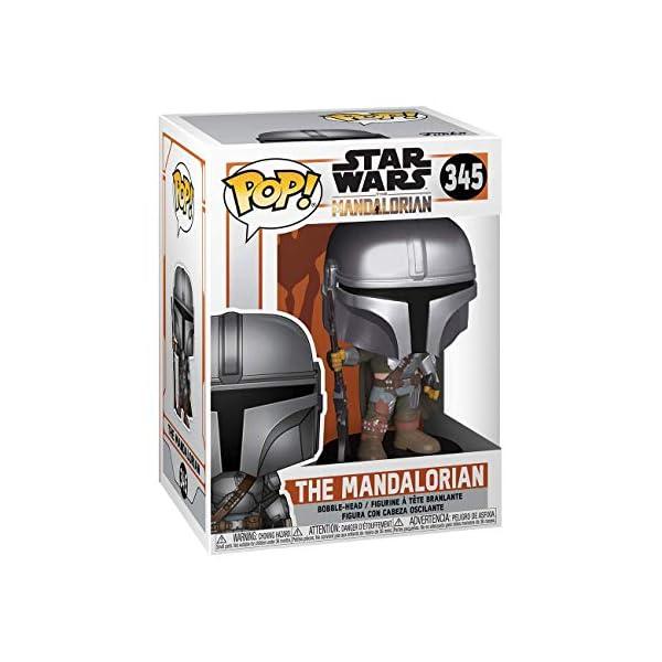 Funko Pop The Mandalorian (Star Wars The Mandalorian 345) Funko Pop Star Wars