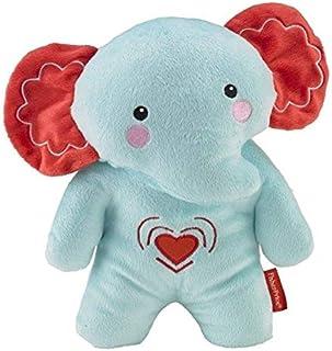 دمية الفيل باهتزازت مهدئة للطفل BFL65 من فيشر-برايس