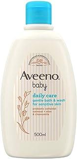 Aveeno Baby Daily Care Gentle Bath & Wash, 500 ml
