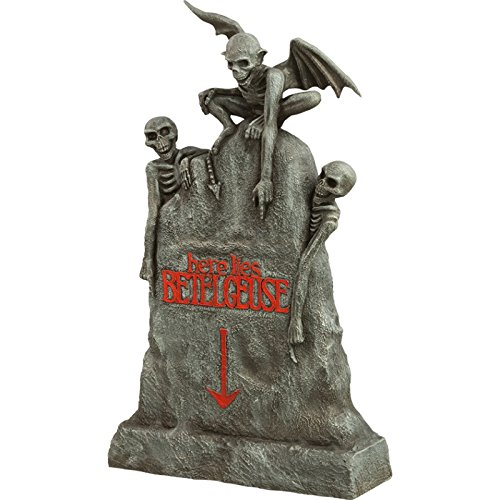 Sideshow Collectibles SS1002953 1:6 Scale Beetlejuice's Tombstone Figure