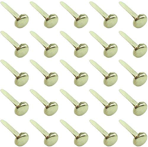 Clipco Paper Fasteners Medium 3/...