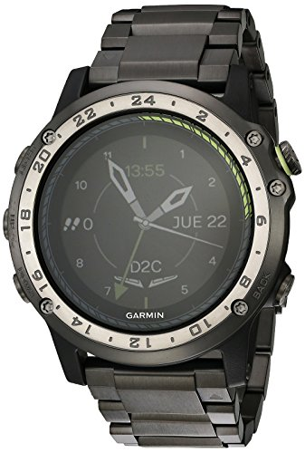 D2 Charlie Aviator Watch, Titanium Edition (Americas)