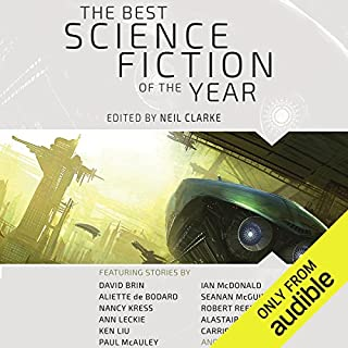 The Best Science Fiction of the Year: Volume One audiobook cover art