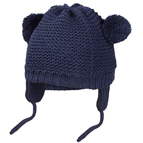 Bonnet pour bébé très doux pour l'hiver
