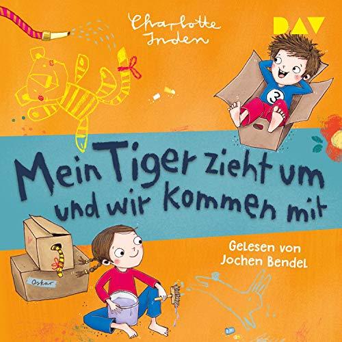 Mein Tiger zieht um und wir kommen mit Titelbild