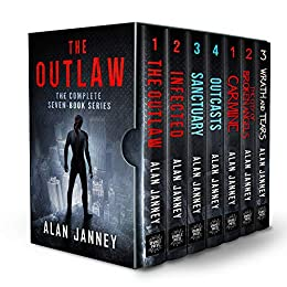 The Outlaw Series: The Complete Seven-Book Saga by [A. L. Janney]