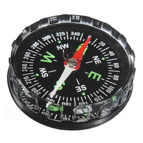 Ogquaton Mini tragbare Kompass Tasche Liquid Outdoor Survival Navigation Tool kreativ und nützlich