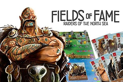Renegade Game Studios Raiders of The North Sea: Fields of Fame RGS00588 - Juego de Mesa (en alemán)