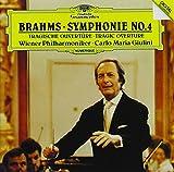 ブラームス:交響曲第4番、悲劇的序曲
