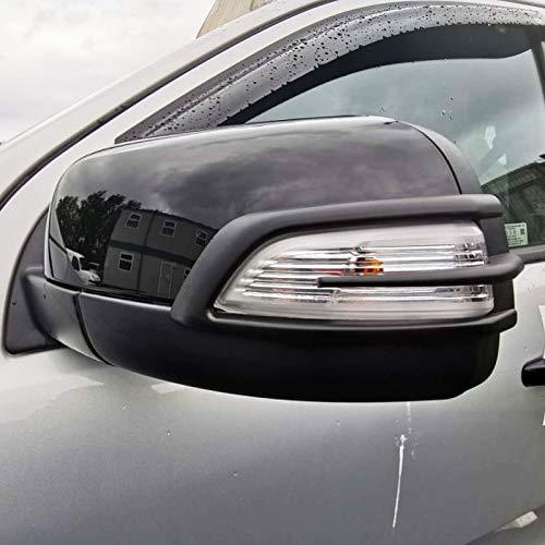 JHCHAN Blinker Spiegel Anzeige Abdeckung Schutz für Ford Ranger Wildtrak T6 2012-2021 T7 T8 PX MK2 MK3 XL XLT XLS Limited 2 Raptor