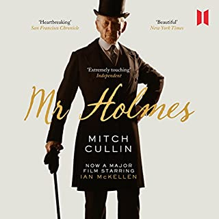 Mr Holmes cover art