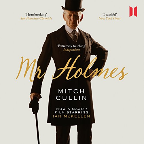 Mr Holmes audiobook cover art