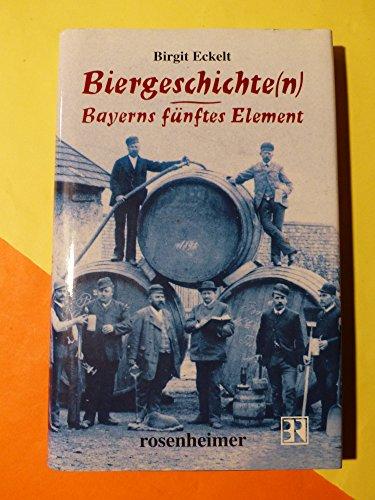 Biergeschichte(n): Bayerns fünftes Element