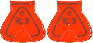 Amphipod Vizlet Wearable LED Reflector Clip On - 2 Pack