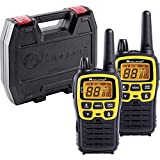 Midland C1180.01 Pareja Walkie Talkies, Negro, Amarillo