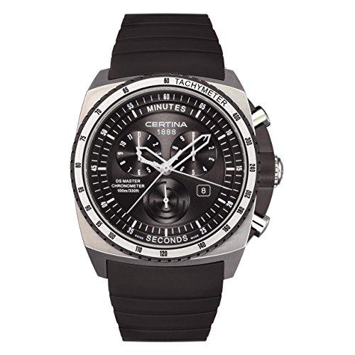 Certina Herren-Armbanduhr Certina DS Master Chronograph Kautschuk C015.434.27.050.00