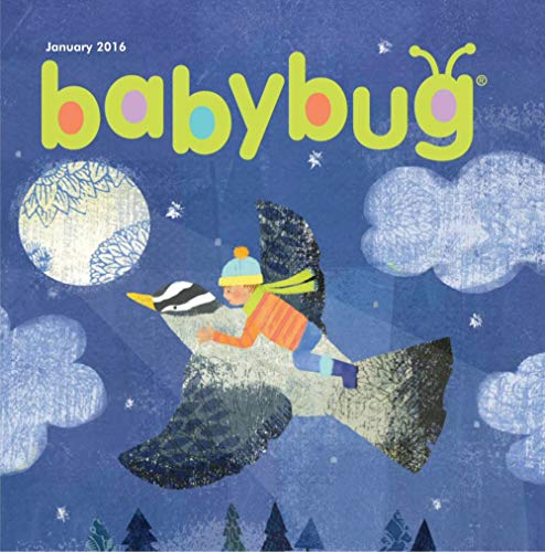 Babybug January 2016: Picture books for children (English Edition)