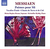 Messiaen: Poemes Pour Mi