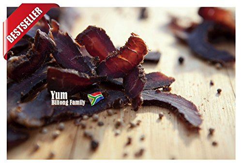 1kg Biltong Original, Real South African Style Biltong, EU's BEST Seller