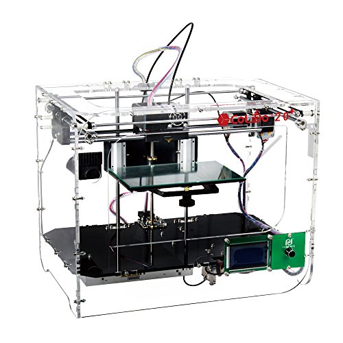 CoLiDo COL3D-LMD116X Impresora 3D, 22.5 cm x 14.5 cm x 14 cm