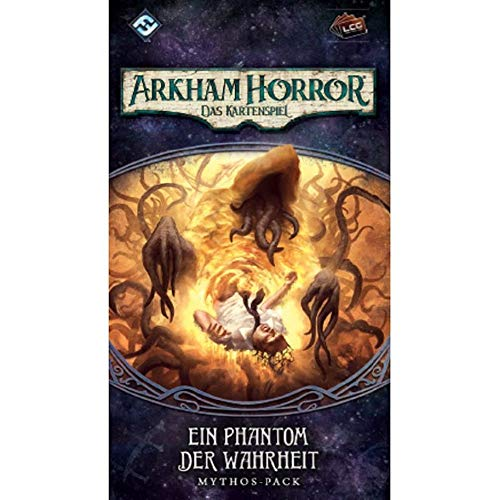 Arkham Horror - Das Kartenspiel LCG - EIN Phantom der Wahrheit | Carcosa-Zyklus 3 Deutsch