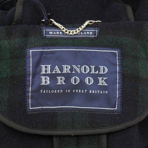 『[アーノルドブルック] HARNOLD BROOK ダッフルコート LADIES NEW SHORT FELT CHECK HBW13031CW BLACKWATCH サイズ12 [並行輸入品]』の8枚目の画像