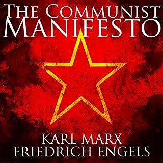 The Communist Manifesto audiobook cover art