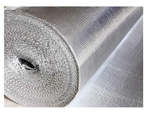 Aislamiento Termico Aluminio Reflexivo multicapa d Rollo Aislante Termico De Aluminio Para Techo Pared Y Fachada Lámina Térmica Para Ahorro De Energía En Radiator Reflector De Calor Aislamiento Reflec