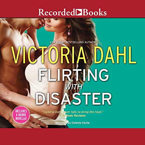 Flirting with Disaster/Fanning the Flames audiobook cover art